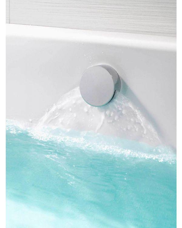 Digital bath mixer Quartz