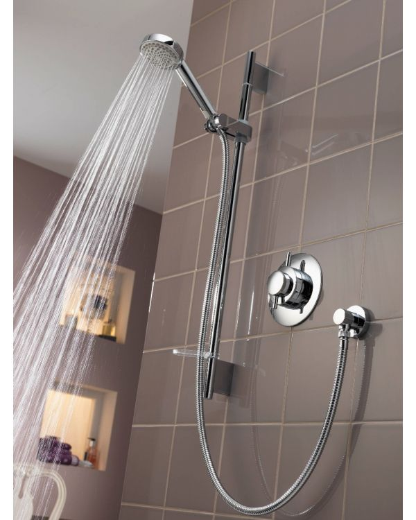 Concealed mixer shower Dream