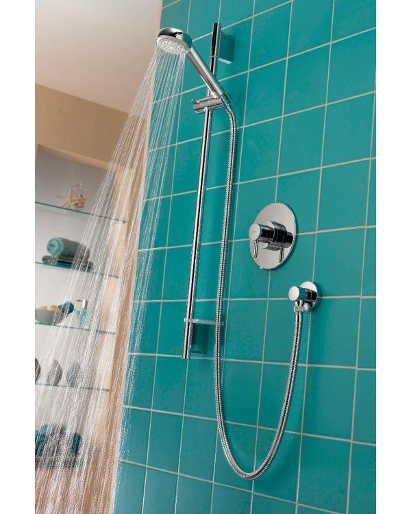 Concealed mixer shower Siren