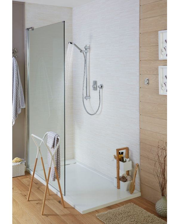 Concealed digital shower mixer Visage
