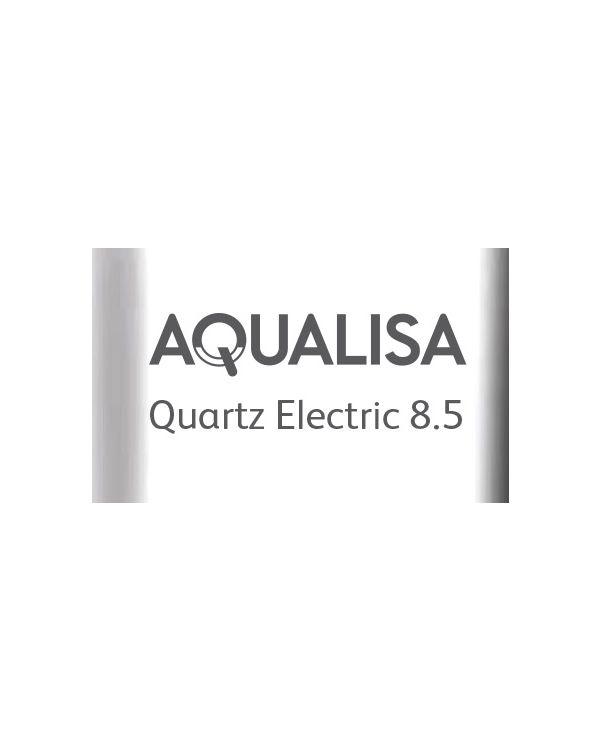Quartz Electric Shower Badge - 8.5kW