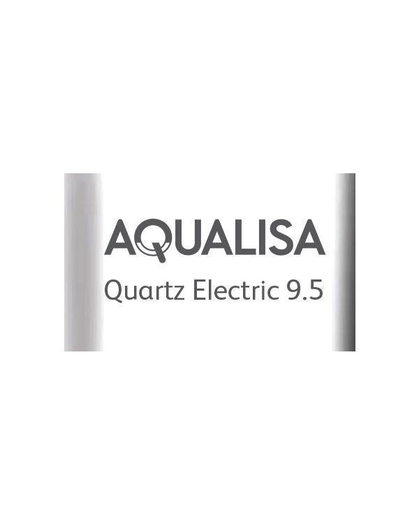 Quartz Electric Shower Badge - 9.5kW