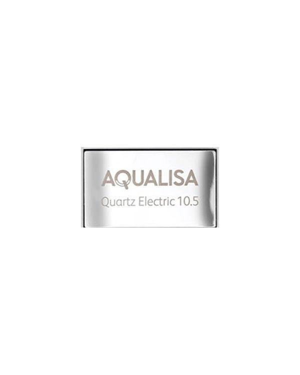 Quartz Electric Shower Badge - 10.5kW