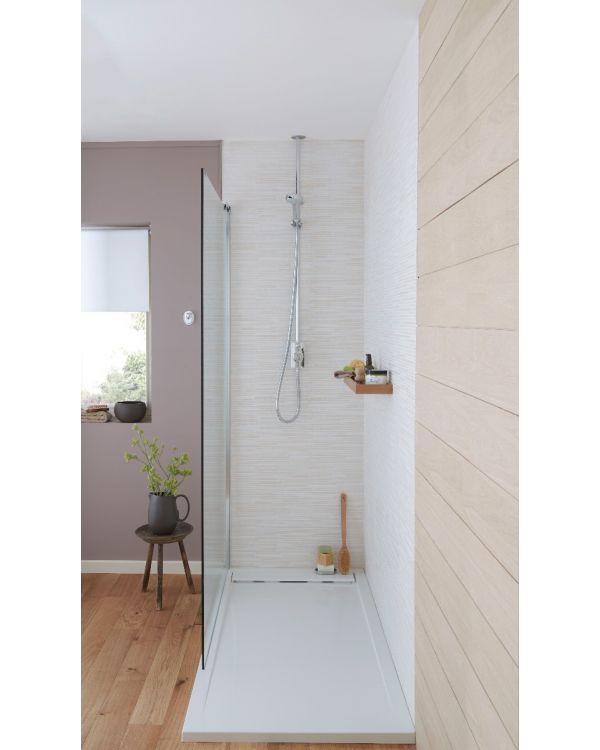 Exposed digital shower mixer Visage