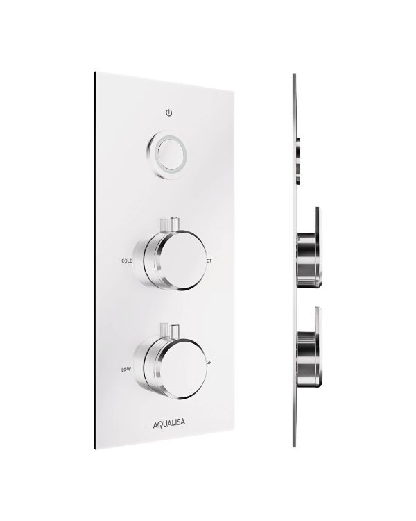 Infinia Digital Shower Single Outlet - HP/Combi
