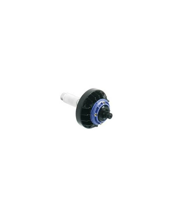 Manual shower cartridge blue 180 degree Aquastream with Cam
