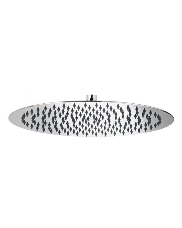 300mm ultra-thin metal fixed shower head - Chrome