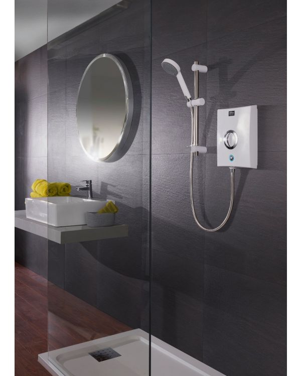 Electric Shower 8.5kW Quartz