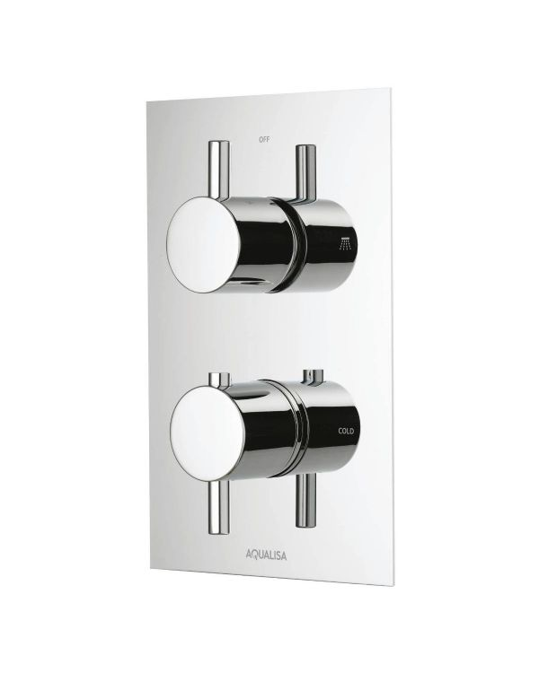 Rise DCV Divert mixer shower (HP/Combi)