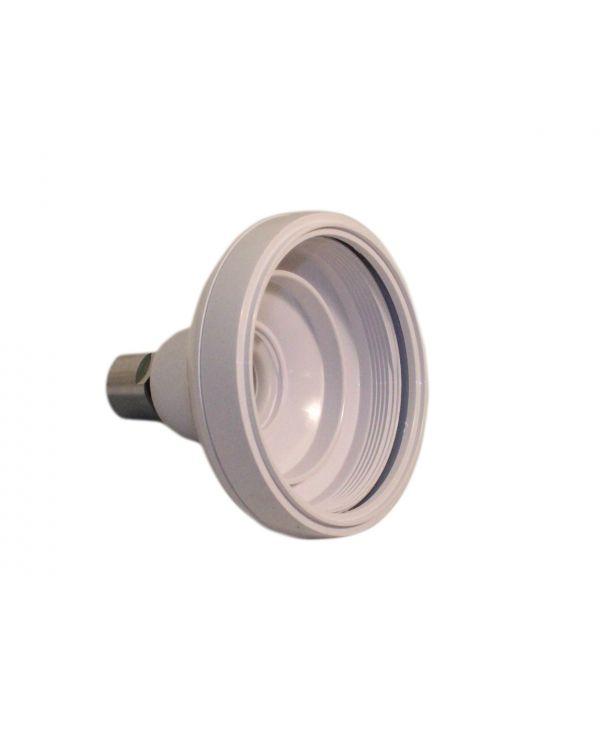 Shower head shell plastic