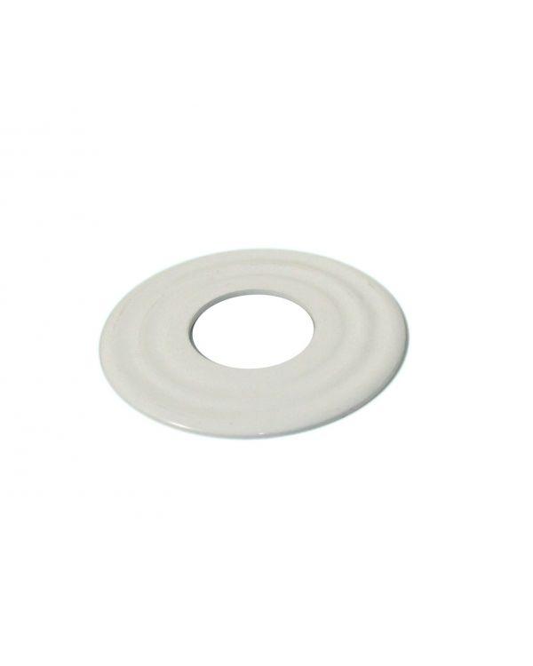 Varispray Shower Head Wall Plate for Outlet - White