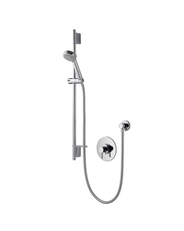 Siren Concealed mixer shower with Adjustable Head