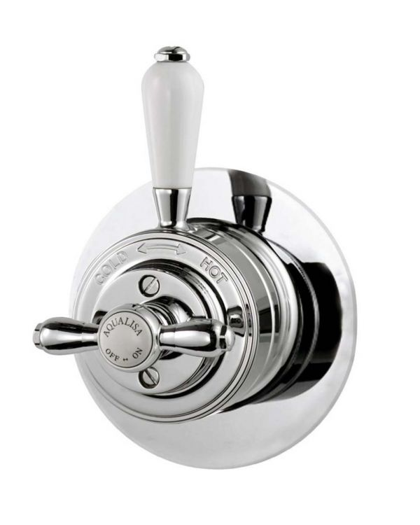 Thermostatic victorian shower valve mixer Aquatique