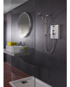Electric Shower 10.5kW Quartz